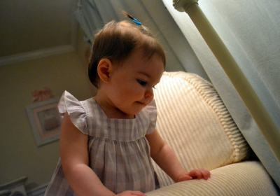 Baby Riley at 11 Months