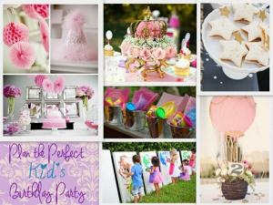 Plan the Perfect Kid's Birthday Party