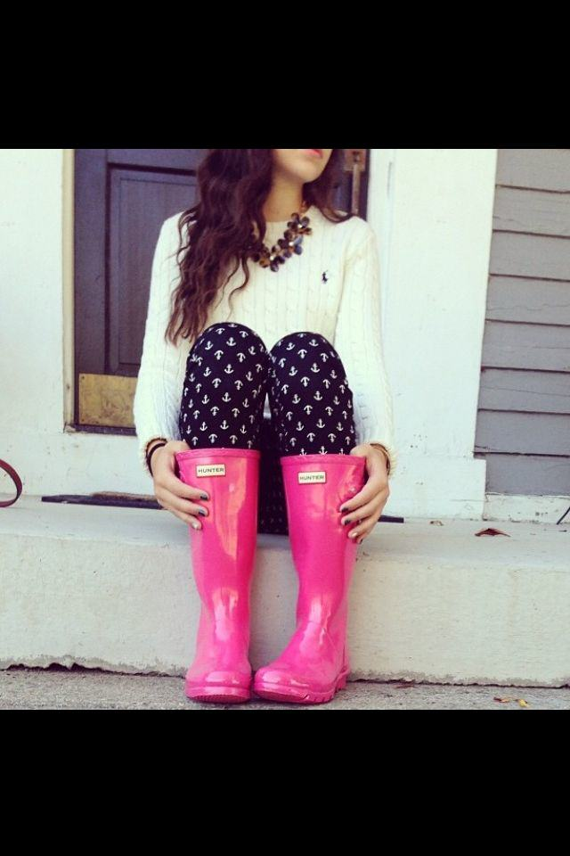 How To Rock Your Rain Boots My Love Of Style My Love