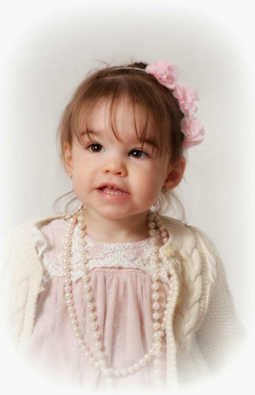 sweet baby at 18 months