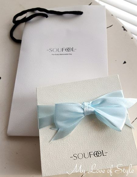 soufeel gift box and gift bag