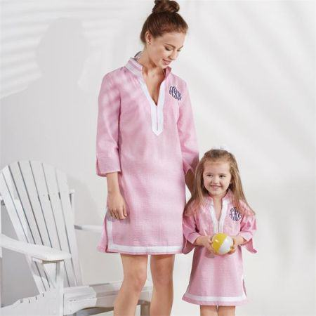 Mommy and Me cover up by Mud Pie