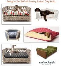 Dog Sofas Pet Settee Beds Chaise Chesterfield Style Love ...