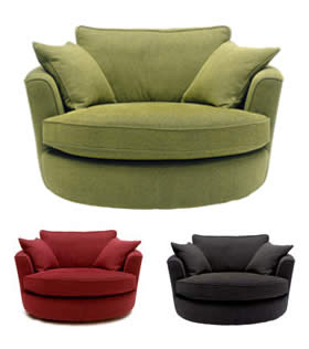 snuggle sofa and swivel chair set full hd photos loveseat - waltzer style in green, red, natural, grey ...