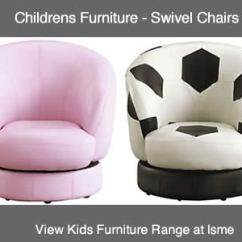 Kids Arm Chairs Massage Desk Chair Childrens Seating Pink Swivel Football Tub Seat Children S Furniture And Armchairs