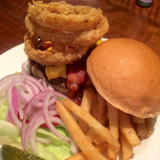 Tornado Beef Burger