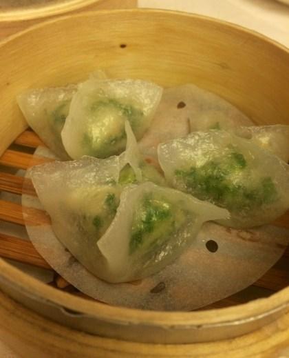 Leeks Dumplings
