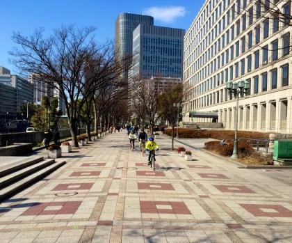 Yodogawa Cycle Path
