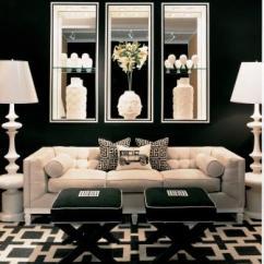 Elegant Living Room Decorating Ideas Furniture Covers A Glamorous Life