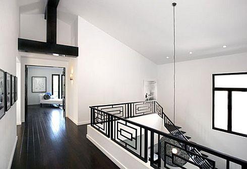 STYLISH HOME Black And White Interiors