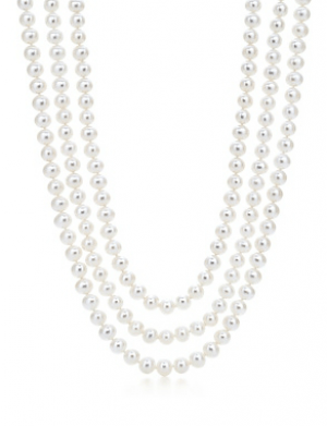 pearl necklace clipart