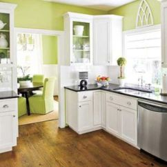 Www.kitchen.com Americana Kitchen Decor Stylish Home Kitchens Part 1 Mylusciouslife Com Jpg Green Www