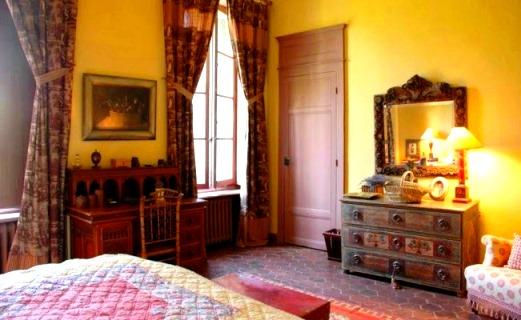 FOR SALE Catherine Deneuves Chateau de Primard in