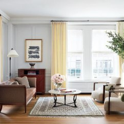 Traditional Living Rooms With Oriental Rugs Moroccan Room Mattress Famous Folk At Home: Nina Garcia's Upper East Side Apartment