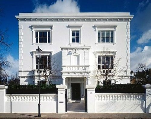 FAMOUS FOLK AT HOME Tom Fords homes in London Paris