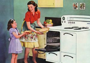 vintage posters for kitchen craigslist table domestic goddess luscious in the poster jpg mylusciouslife com poster3