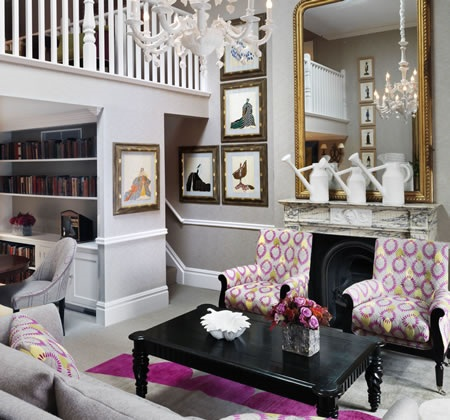 BOOK TO BUY A Living Space By Kit Kemp