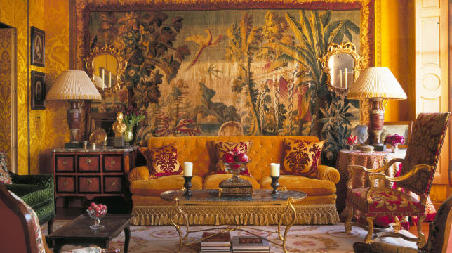 INSPIRED BY THE BRITISH EMPIRE Colonialinspired house and interior design