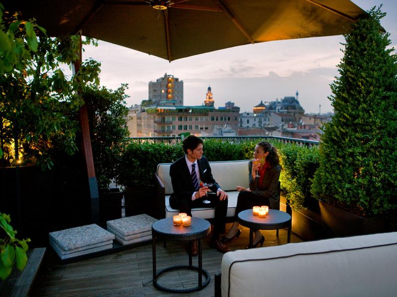 I 14 aperitivi in terrazza pi esclusivi di Milano  My Luxury