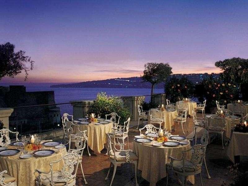 Aperitivo in terrazza a Napoli 7 location con vista mare FOTO  My Luxury