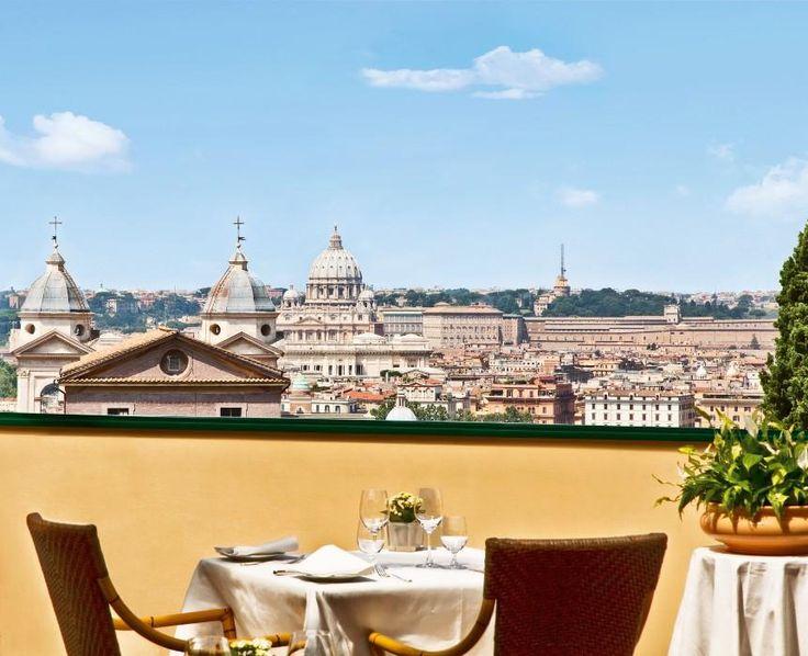8 ristoranti con giardino a Roma le migliori location