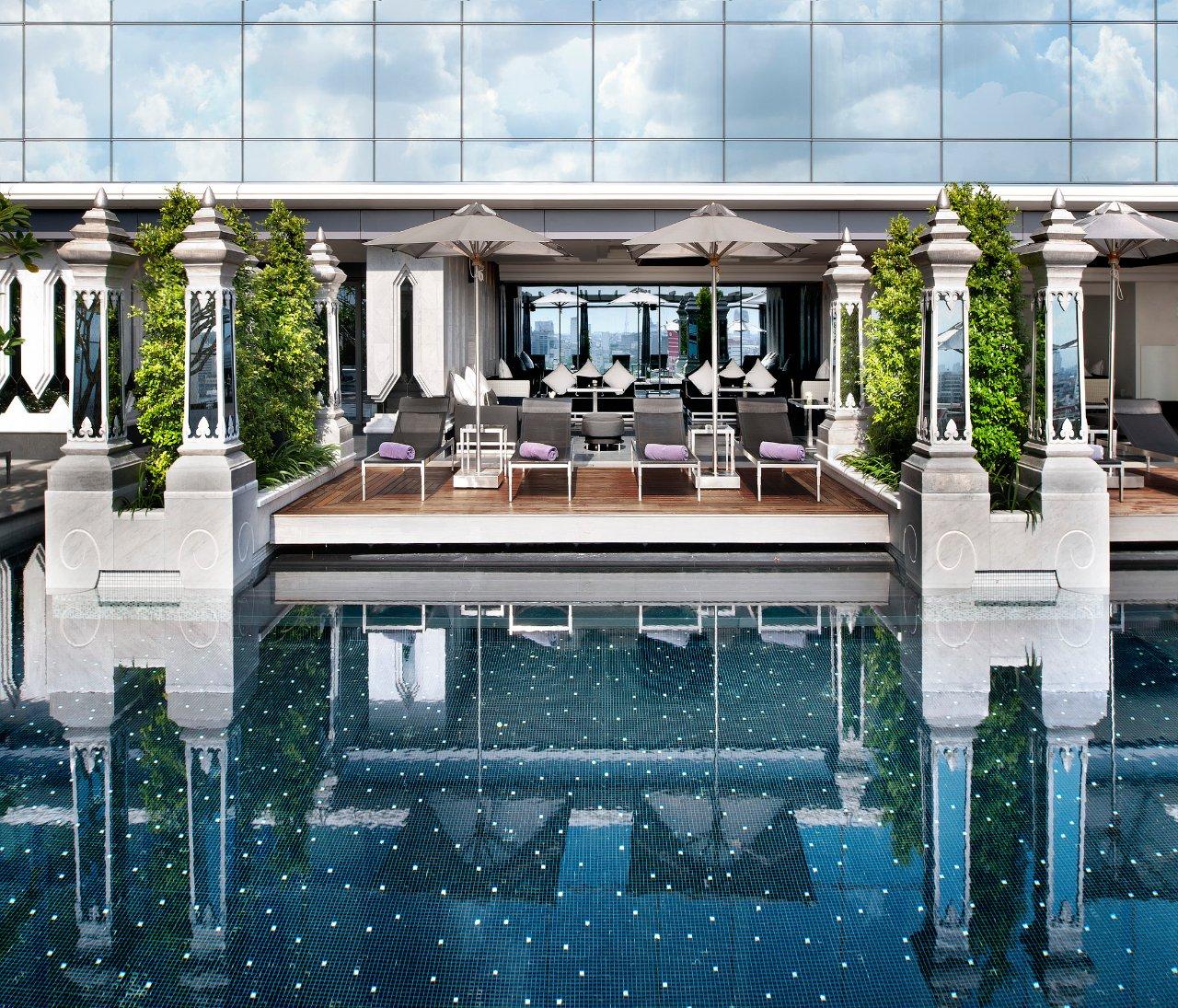 The St. Regis Bangkok 5* LUXE - agence de voyage sur mesure luxe