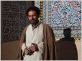 Mullah, an educated religious man in the Madrasa-e-Khan, a religious school in Shiraz, Iran.