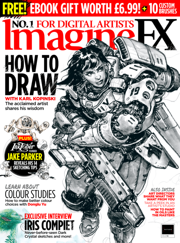thumbnail of ImagineFX 11.2020