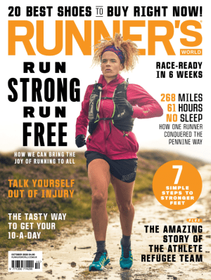 thumbnail of Runner's World UK 10.2020