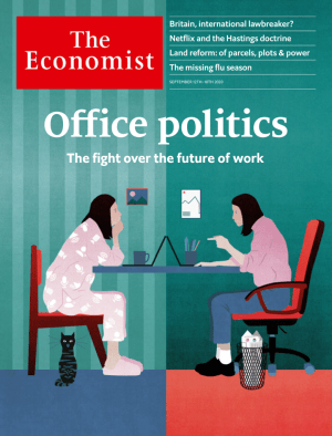 thumbnail of The Economist – 09.12.2020