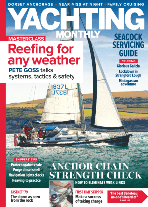 thumbnail of Yachting Monthly 10.2020