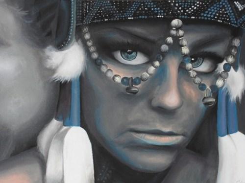 CAMERON JENKINS - Hysteric Blue