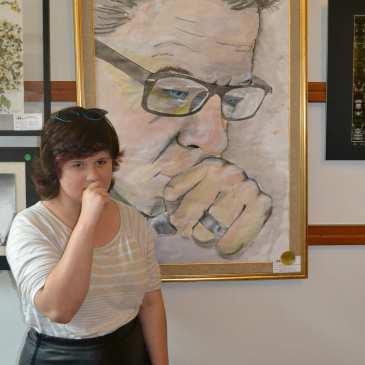 2014 Art Teacher of the Year: Brent Bludworth