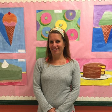 2016 Art Teacher of the Year Nominee: Melissa Raymer