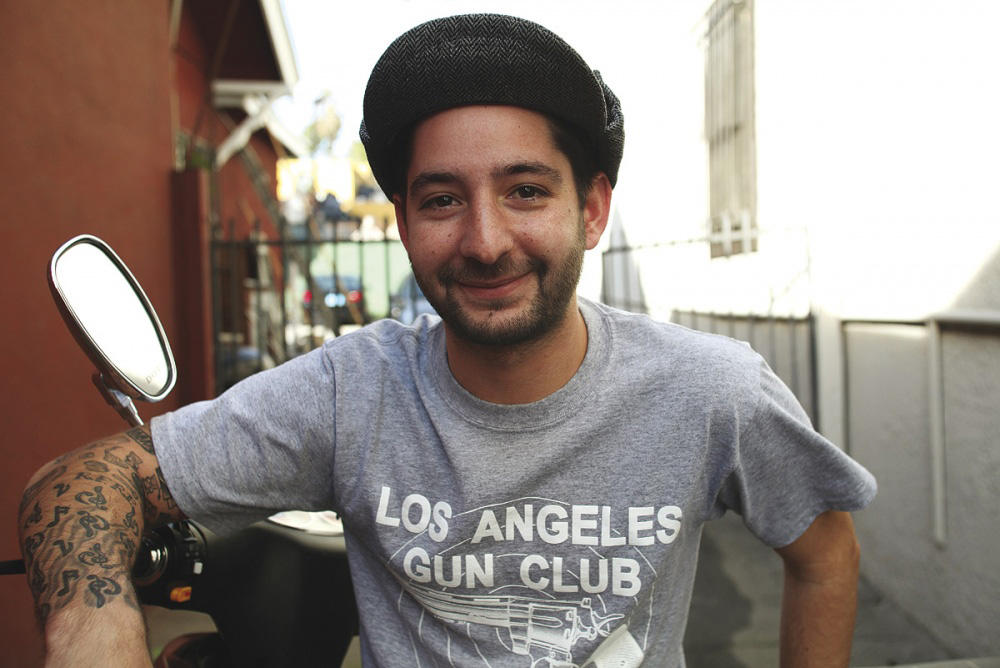 Alumni Profile: Ari Levine, The Los Angeles Film School