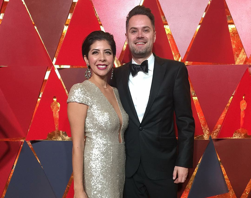 Philip and His Wife at the Academy AwardsPhilip and His Wife at the Academy Awards