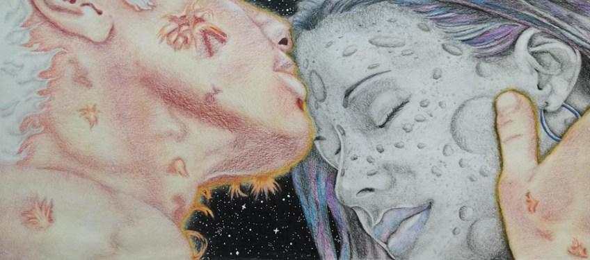 """Star Crossed Lovers,"" by Camryn Bird"
