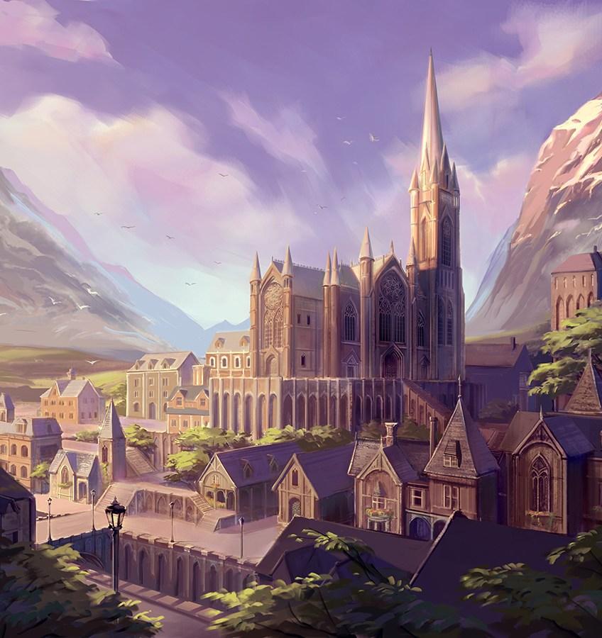 Pat Suchatsirikul (Game Development BFA), The Town of Lost Fairy, Academy of Art University