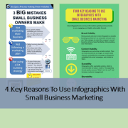 Four Key Reasons To Use Infographics