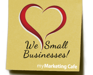 We love small businesses!