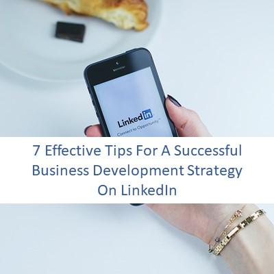 7 LinkedIn Business Tips