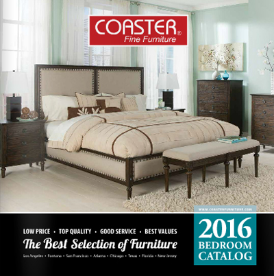2016 Bedroom Catalog