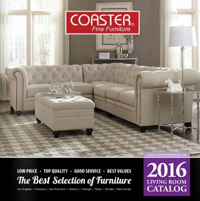 2016 Living Room Catalog