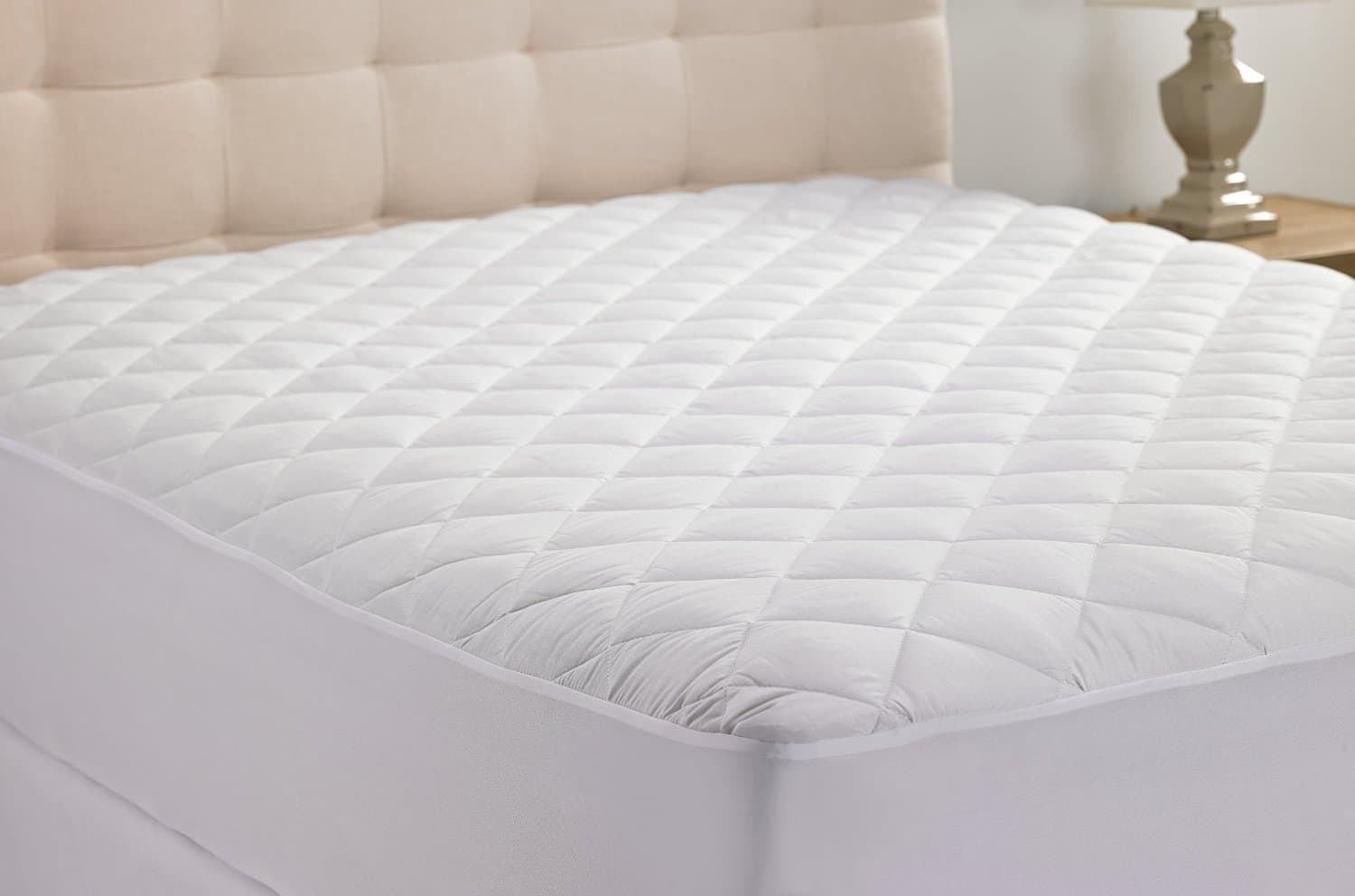 3 Best King Mattress Pads Reviewed By Amazon Customers