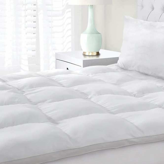 Pillow Top Mattress Pads