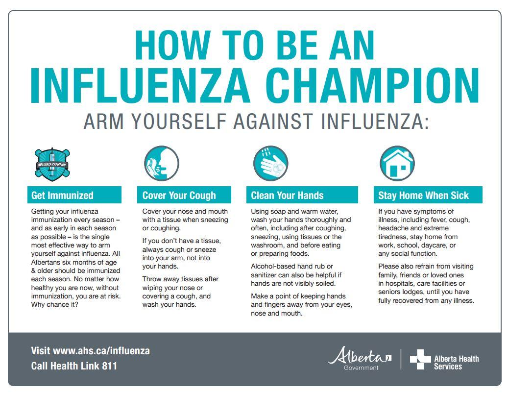 Flu shot clinics begin Monday