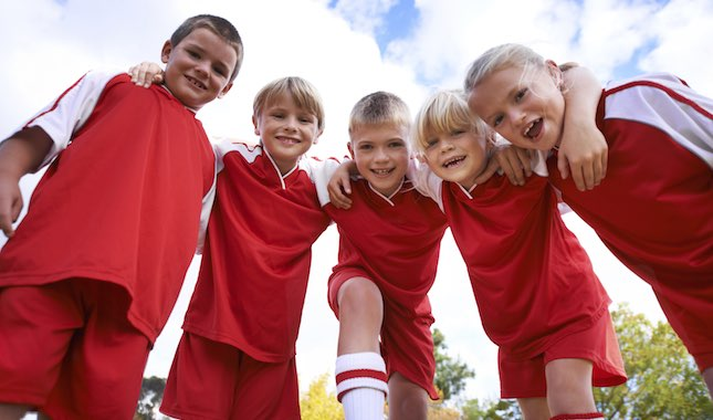 A Parents Field Guide to Sports Injury Prevention for
