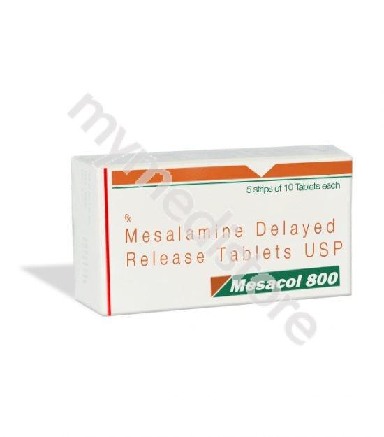 Mesacol 800 mg   mymedistore