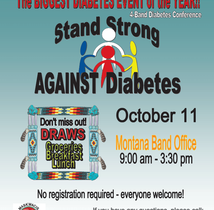Four Band Diabetes Conference