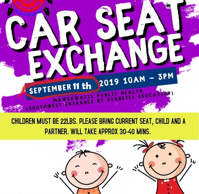 Car Seat Exchange